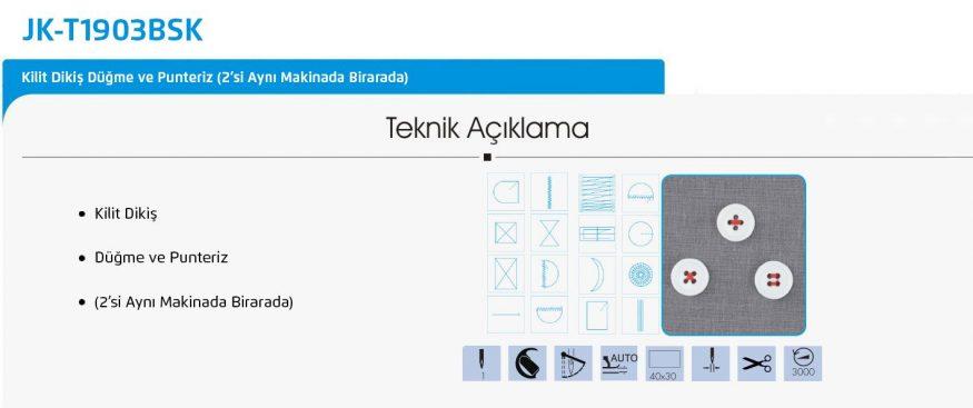 JK-T1903BSK-detay