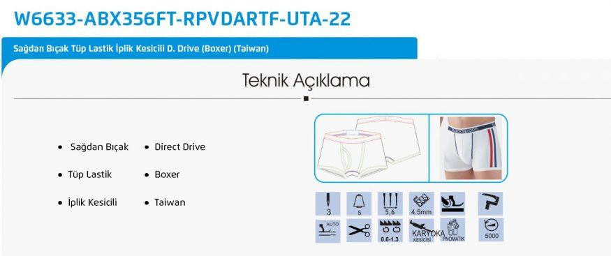 W6633-ABX356FT-RPVDARTF-UTA-22-detay